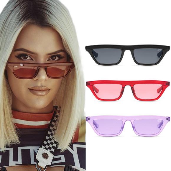 7ad593e21c6d QUAY Finesse Sunglasses - ALL COLORS. Boutique. Quay Australia.  M_5c4e7ecbbaebf6ef4b7ee458. M_5c37b4b00cb5aabe4e21c01e.  M_5c4e7ecb819e90c5f2be02ae